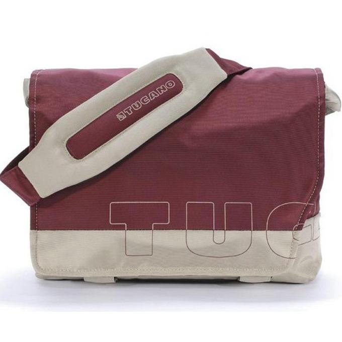 """Чанта за лаптоп TUCANO Motion Small, 13""""(33.02cm), розово-бежова image"""