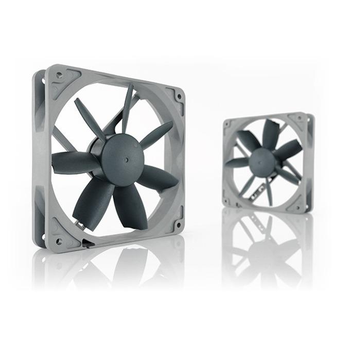 Вентилатор 120mm, Noctua NF-S12B-redux-700, 3-пинов, 700 rpm image