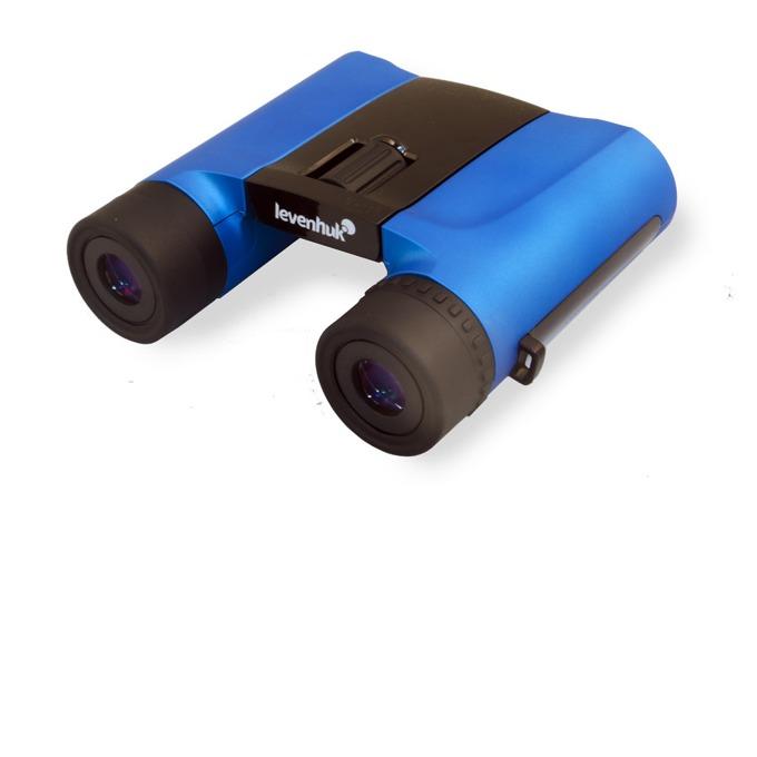 Бинокъл Levenhuk Rainbow 8x25 Blue Wave 8x оптично увеличение, 25mm диаметър на лещата image