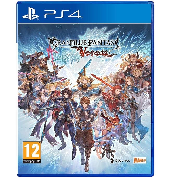 Granblue Fantasy Versus PS4 product