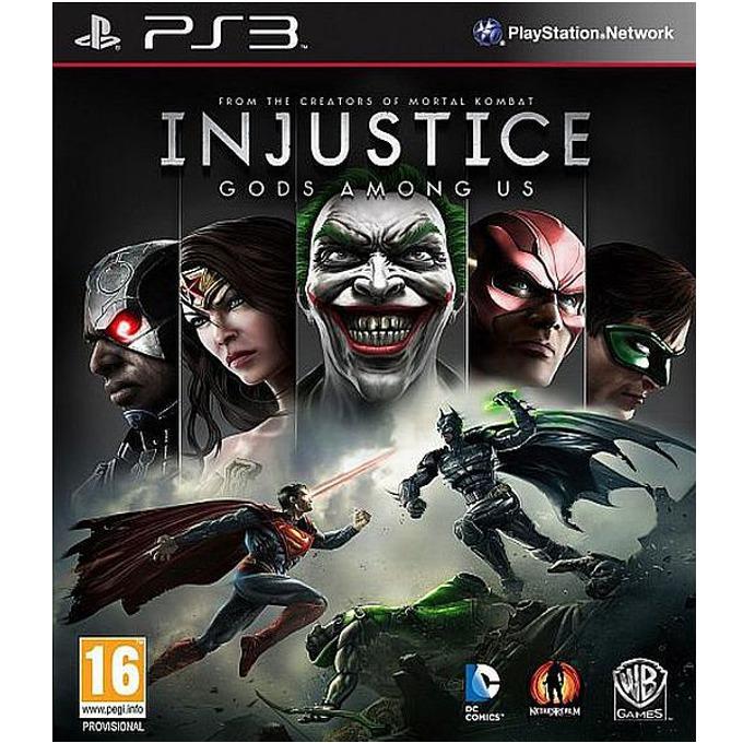 Игра за конзола Injustice: Gods Among Us, за PlayStation 3 image