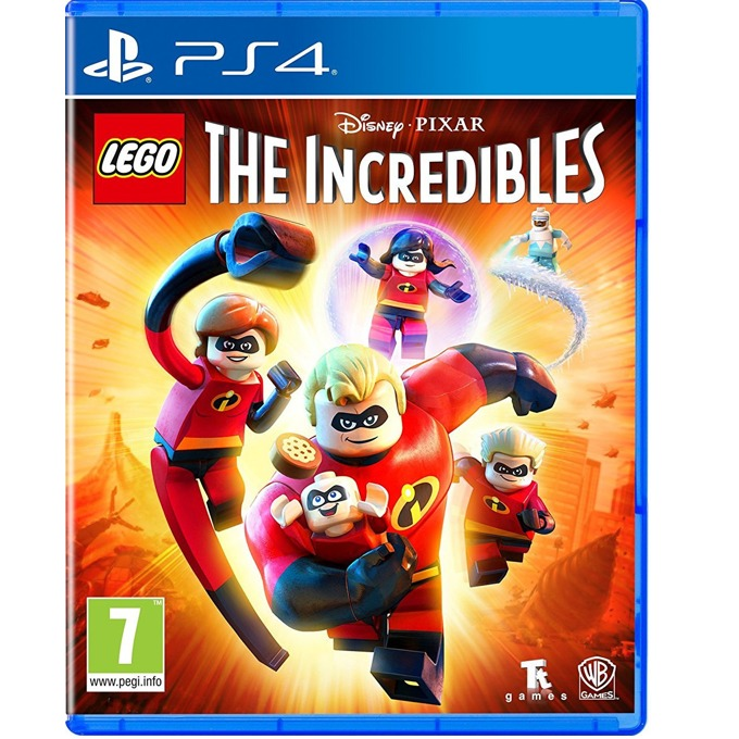 LEGO The Incredibles product