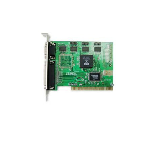 Kонтролер Estillo PCI 4S, PCI към Parallel, Moschip, PCI I/O карти 4S, Скоба с DB9 конектори, Драйвер CD image