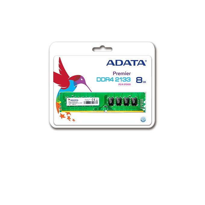 Памет 8GB DDR4 2133MHz, A-Data Premier, 1.2V image