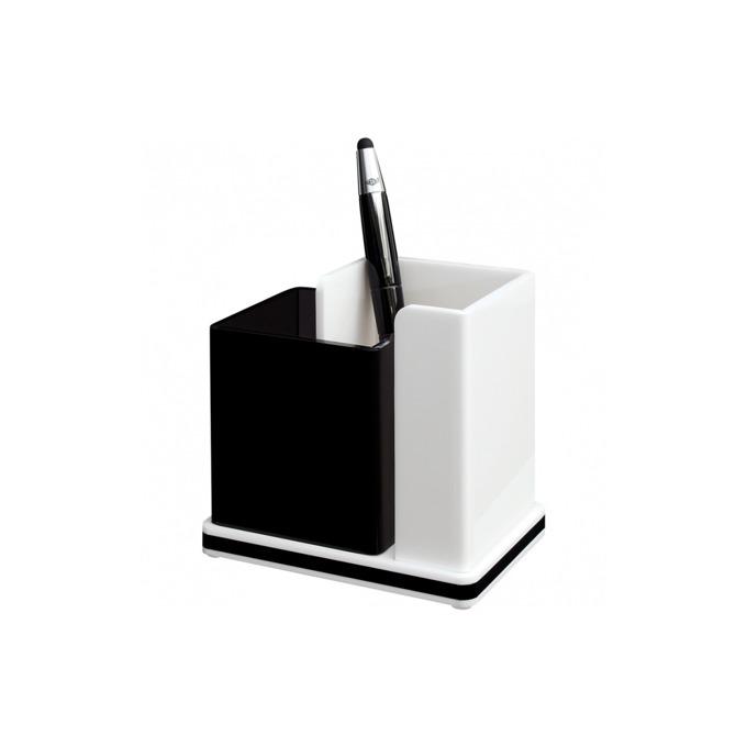 Органайзер за бюро Wedo Acrylic Montego 6000, черен image