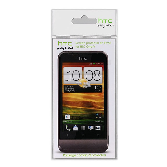 Защитно фолио (протектор) HTC за T320E One V image