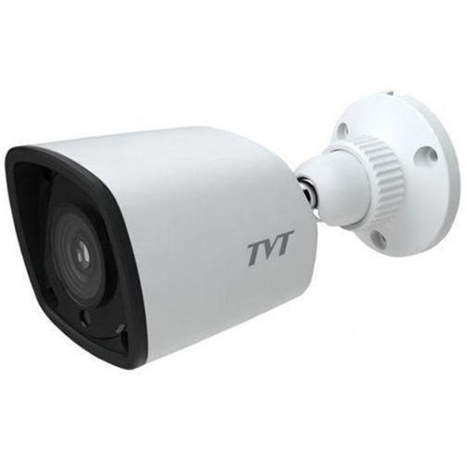 """AHD камера TVT TD-7441AЕ(D/IR1), насочена """"bullet"""", 4 Mpix(2560x1440@25FPS), 3.6mm обектив, IR осветеност (до 20 метра), външна, IP66 защита image"""