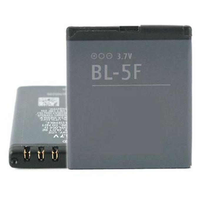Батерия (оригинална) Nokia BL-5F за Nokia N95/N93i/6290/E65, 950mAh/3.7V, Bulk image