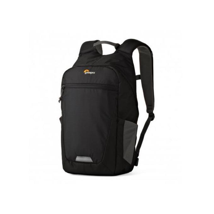 Чанта за фотоапарат Lowepro Photo Hatchback BP 150 AW II за компактни камери, водоустойчив полиестер, черна image