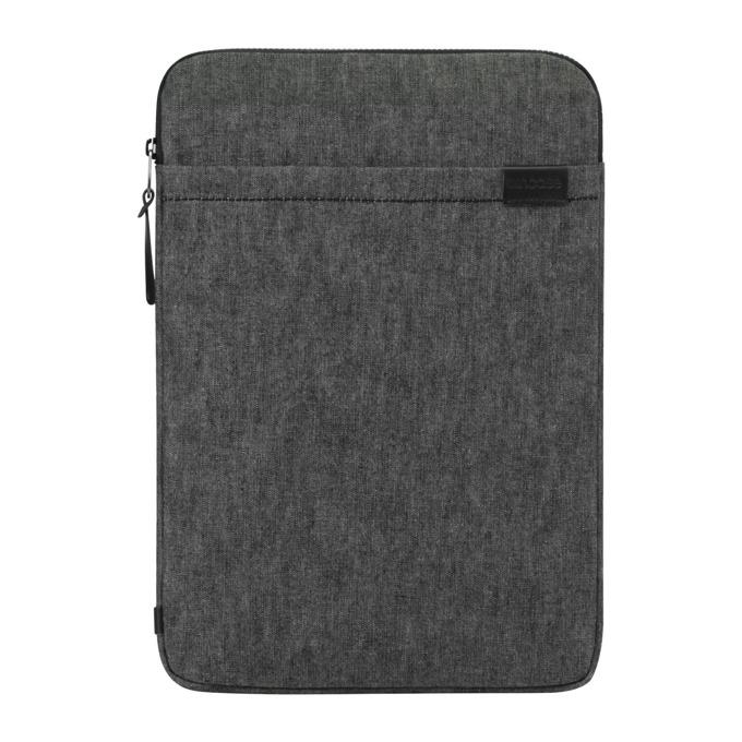 """Калъф Incase Terra Collection, платнен, за MacBook Air 11 и всички преносими компютри с големина до 11.6"""", сив image"""