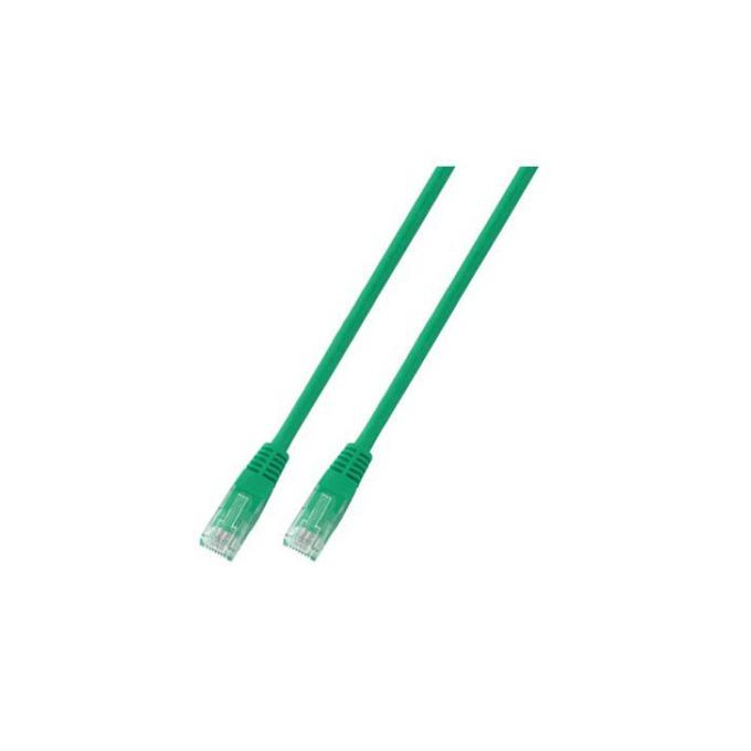 Пач кабел UTP EFB Elektronik, 5m, Cat 5E, зелен image