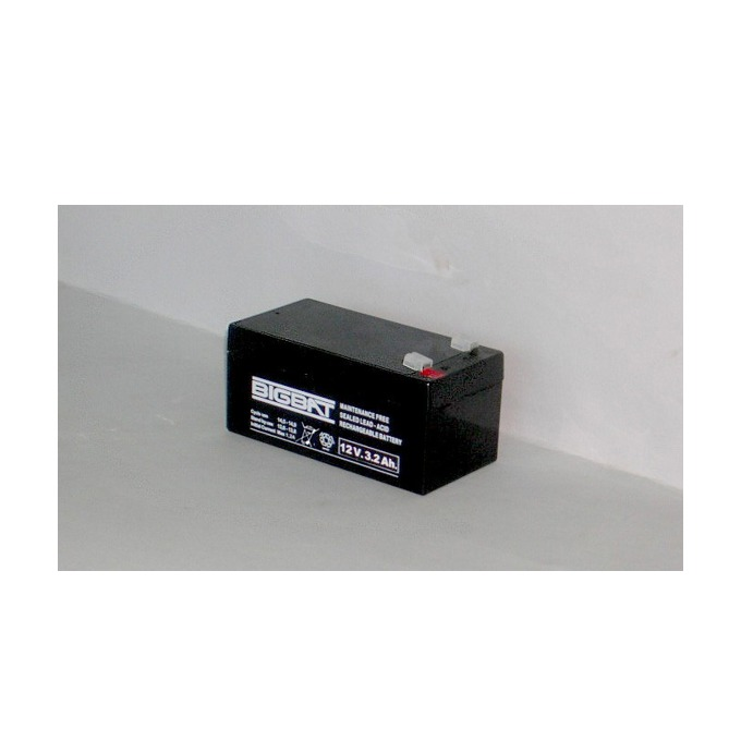 Акумулаторна батерия ELAN, 12V, 3.2Ah image