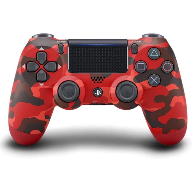 PlayStation DualShock 4 V2 - Red Camo