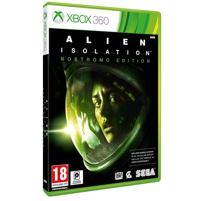 Игра за конзола Alien: Isolation - Nostromo Edition, за XBOX360 image