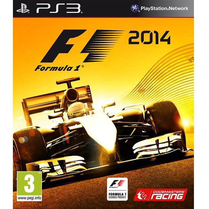 Игра за конзола F1 2014, за PlayStation 3 image