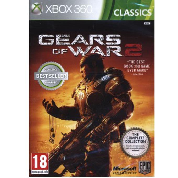 Игра за конзола Gears of War 2 - Classics, за Xbox 360 image