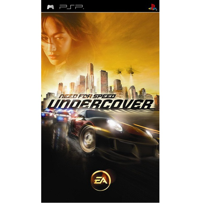 Need for Speed Undercover, за PSP image