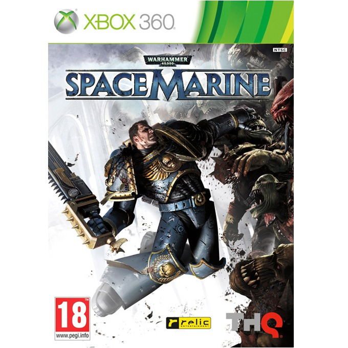 Warhammer 40.000: Space Marine, за XBOX360 image
