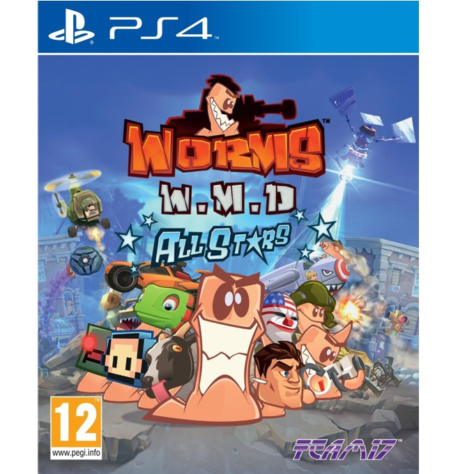 Worms: Weapons of Mass Destruction, за PS4 image