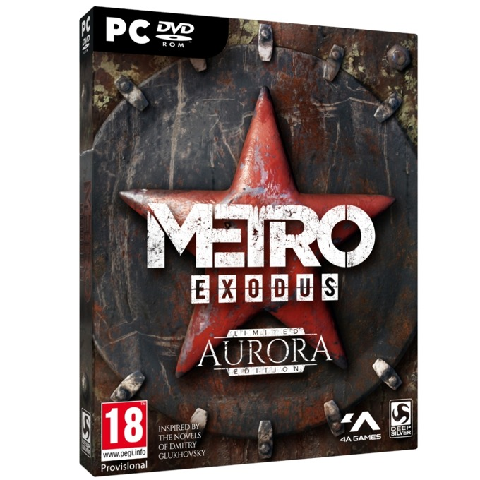 Metro: Exodus - Aurora Limited Edition, за PC image