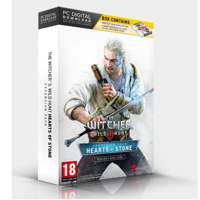Игра The Witcher 3: Wild Hunt - Hearts of Stone, за PC image