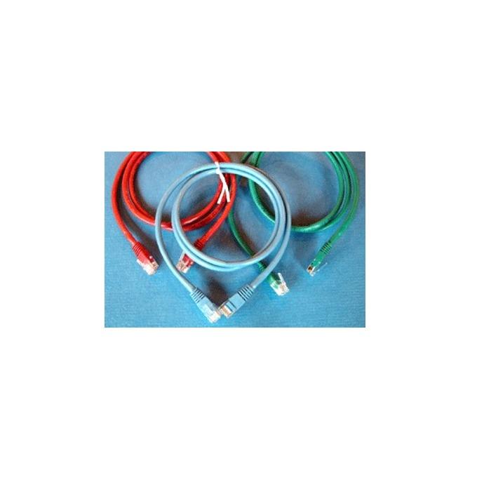 Пач кабел ACnetPLUS, UTP Cat 5e, 1m, син image