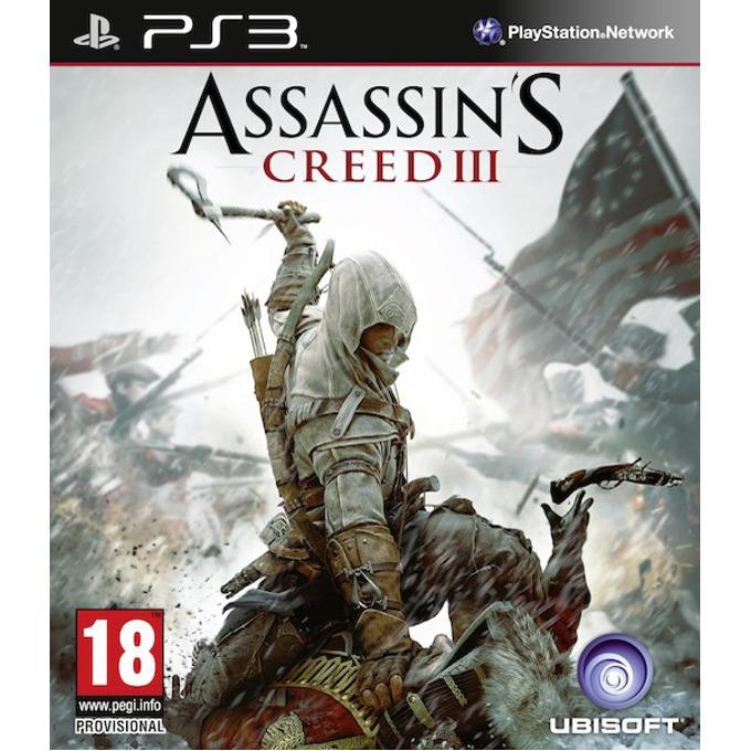 Игра за конзола Assassin's Creed III, за PlayStation 3 image