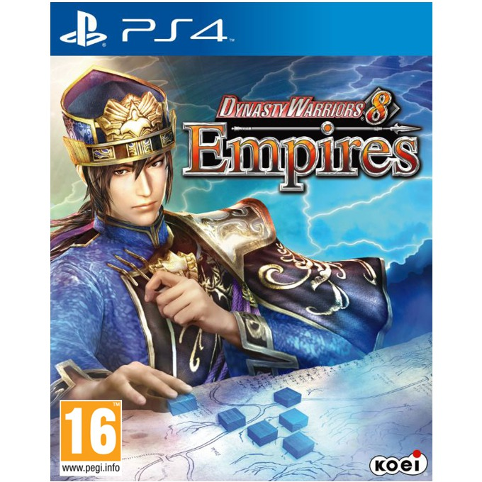 Игра за конзола Dynasty Warriors 8: Empires, за PS4 image