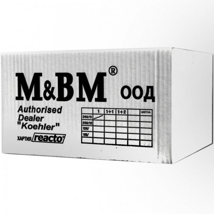 Безконечна хартия 240/279.4mm/1 2000л. бяла product