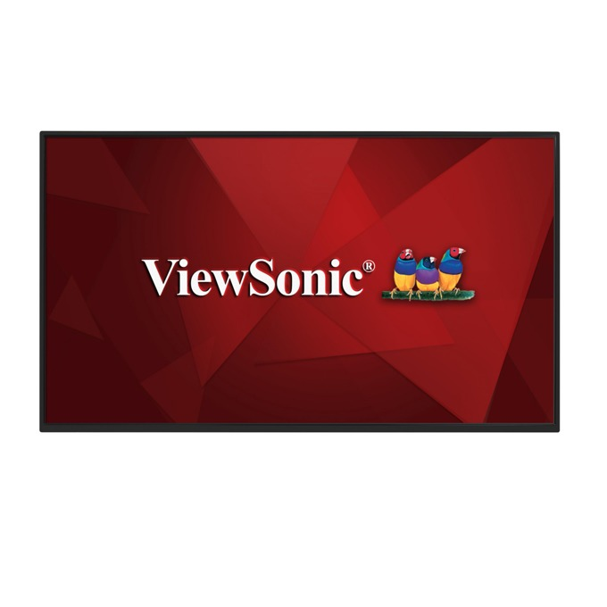 "Дисплей ViewSonic CDM5500R, 55"" (139.7 cm), Full HD, HDMI, DVI-I, DisplayPort, RS232, USB image"