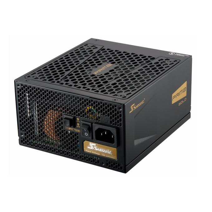 Захранване Seasonic PRIME Ultra Gold SSR-550GD2, 550W, Active PFC, изцяло модулно, 135mm вентилатор image