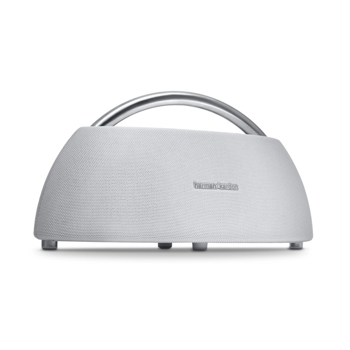 Тонколона Harman Kardon Go+Play Mini, 4.0, 60W RMS(4 x 15W), bluetooth, безжичен, бял image