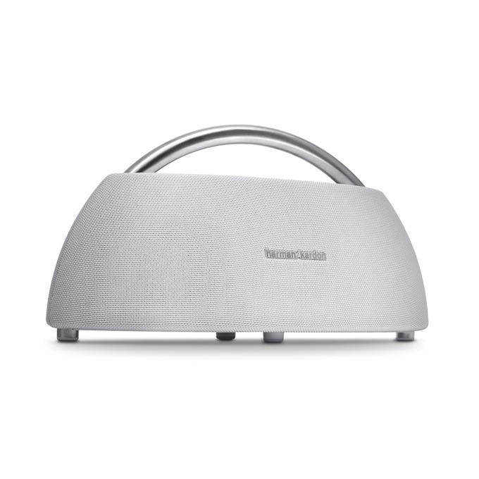 Тонколона Harman Kardon Go+Play Mini, 4.0, 60W RMS(4 x 15W), bluetooth, безжичен, бял image
