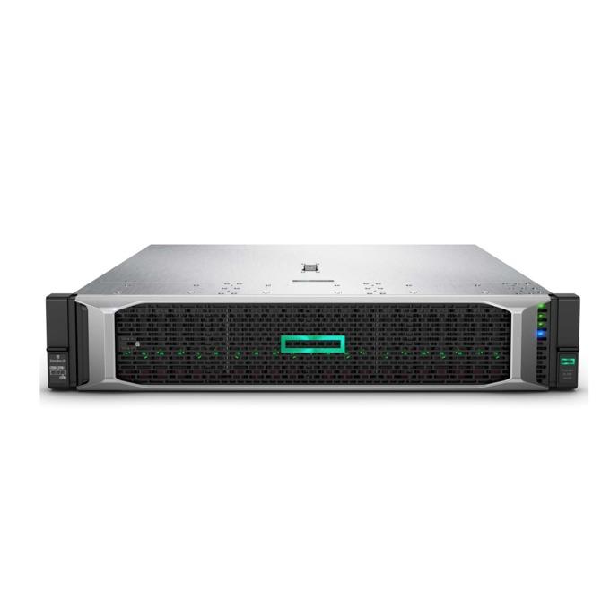 Сървър HPE DL380 G10 (826564-B21), осемядрен Skylake Intel Xeon Bronze 3106 1.70 GHz, 16GB DDR4, No HDD, 4x 1 GbE, без OS, 500W image