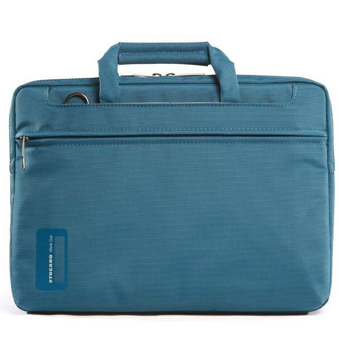 """Чанта за Apple MacBook / MacBook Pro TUCANO WO-MB133-B, 13.3""""(33.78cm), син image"""