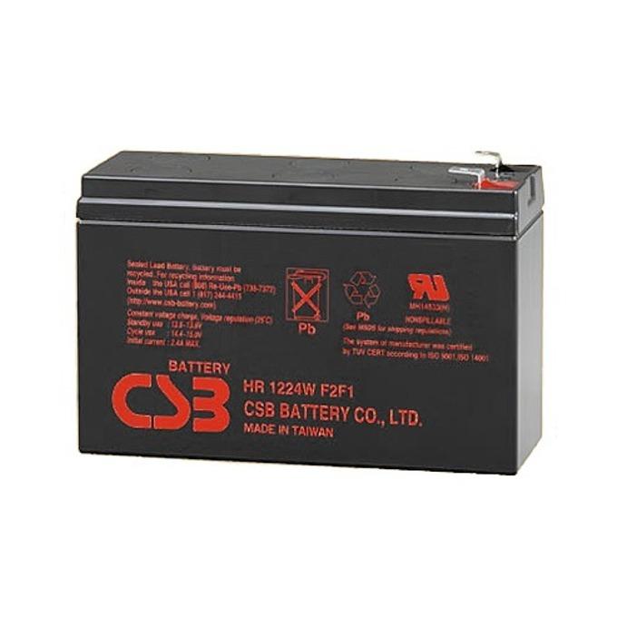 Акумулаторна батерия CSB, 12V, 6Ah image
