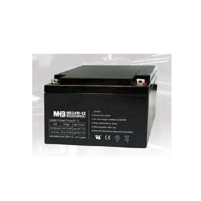 Акумулаторна батерия, 12V, 24Ah image