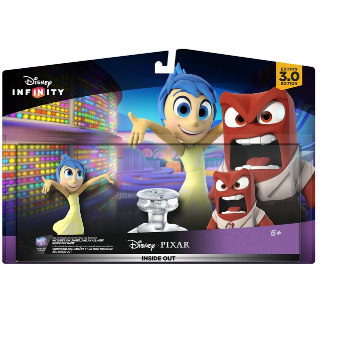 Фигура Disney Infinity 3.0: Disney Pixar's Inside Out Play Set, за PS3/PS4, Wii U, XBOX 360/XBOX ONE, PC image
