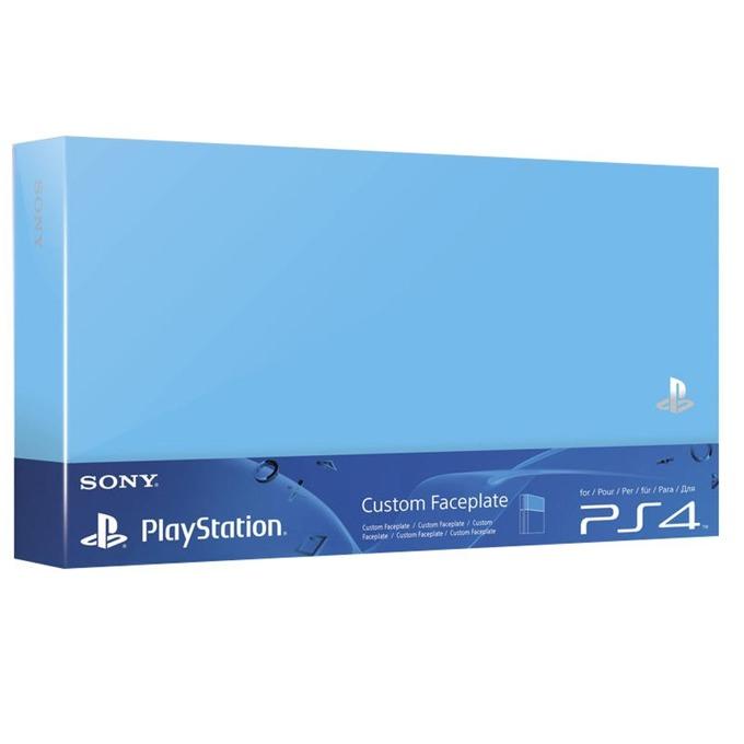 PS4 Faceplate - Aqua blue product