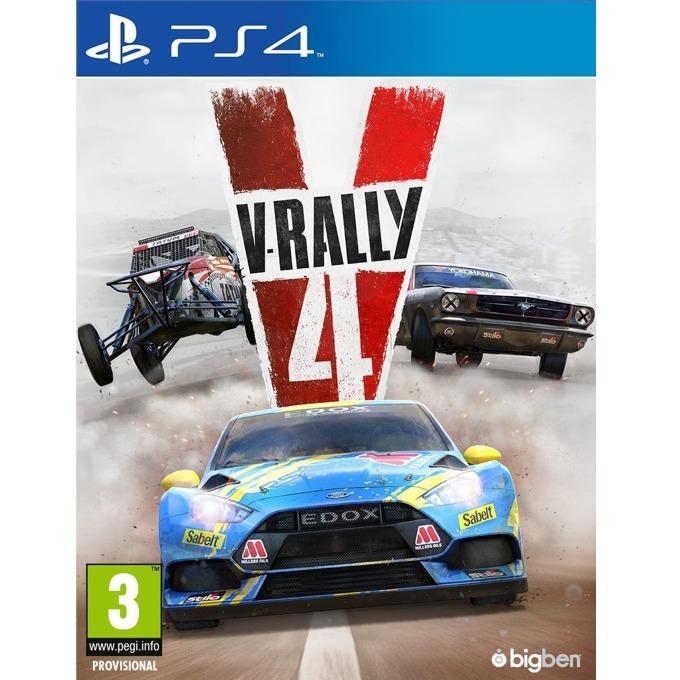 Игра за конзола V-Rally 4, за PS4 image