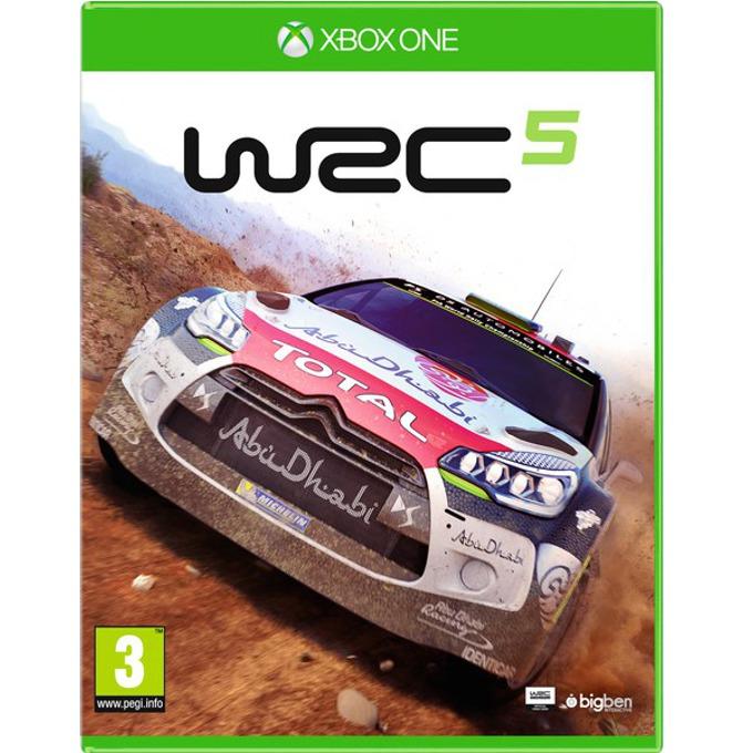 Игра за конзола WRC 5, за Xbox 360 image