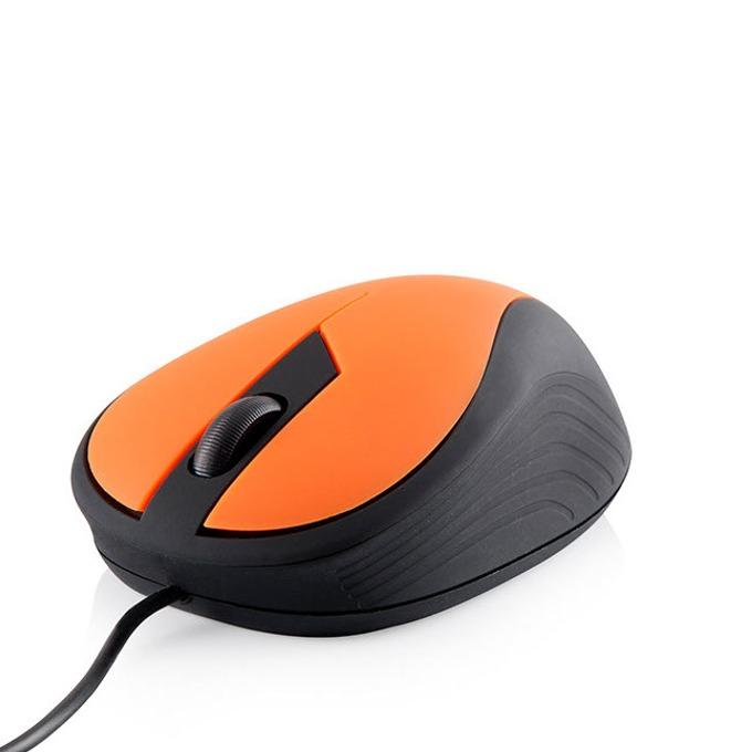 Мишка Logic LM-14, оптична (1000 dpi), USB, оранжева image