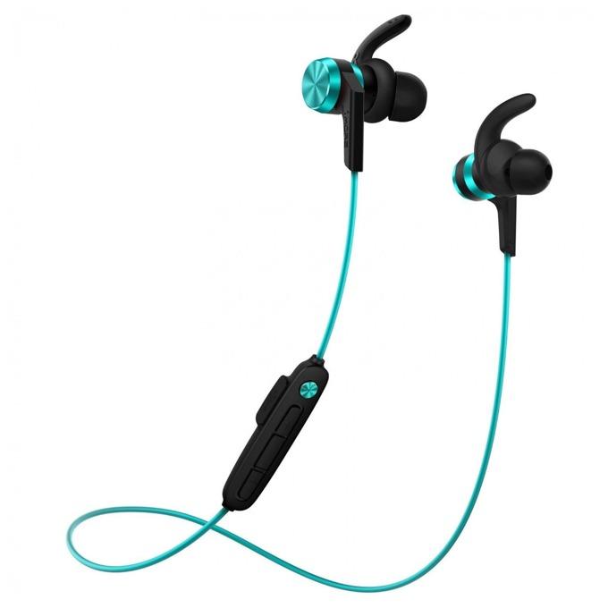 Слушалки 1MORE iBFree Sport, безжични(Bluetooth 4.2), контрол на звука, 8 часа време за работа, IPX6 защита, сини image