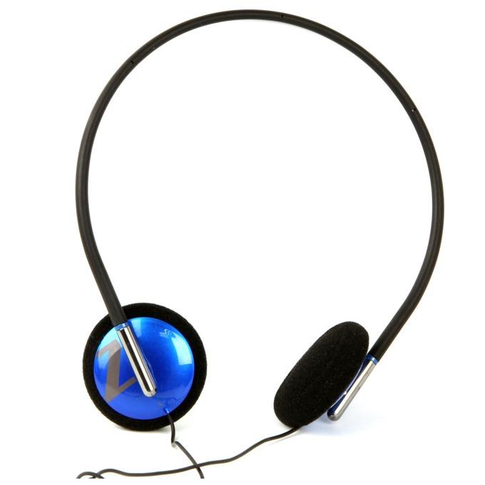 Слушалки Lenovo Headset P350, син image