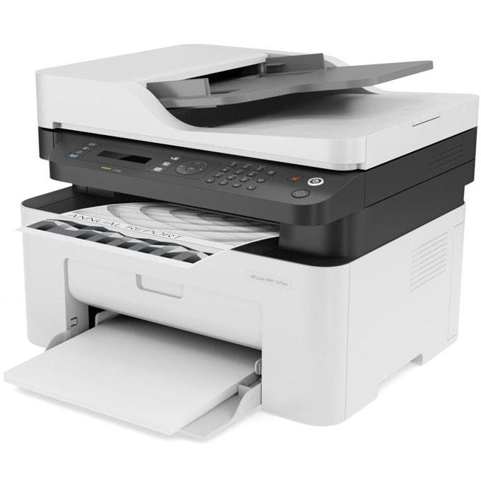 HP Laser MFP 137fnw 4ZB84A