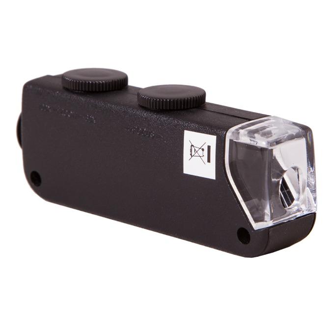 Джобен микроскоп Bresser ТМ-145 LED, 60–100x оптично увеличение image