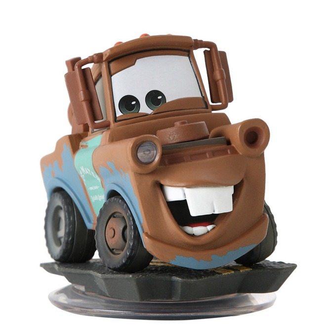 Disney Infinity Cars Mater, за PS3/PS4, Wii U, XBOX 360/XBOX ONE, PC image