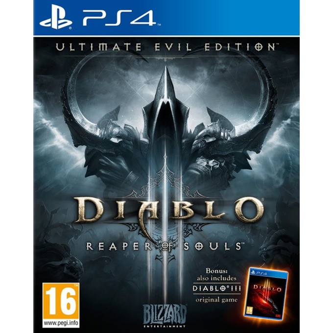 Игра за конзола Diablo III: Ultimate Evil Edition, за PlayStation 4 image