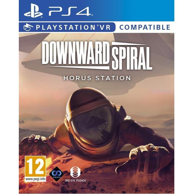 Downward Spiral: Horus Station, за PS4 VR image