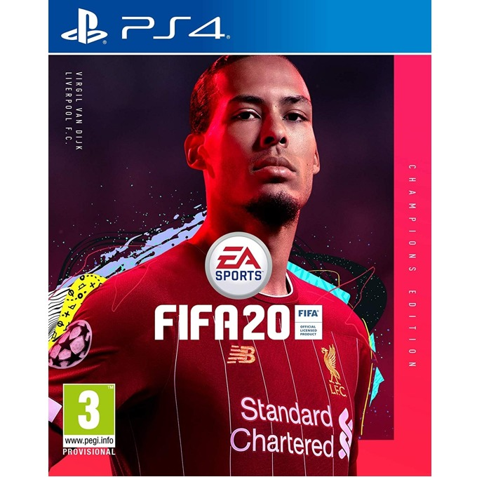 FIFA 20 - Champions Edition PS4 product